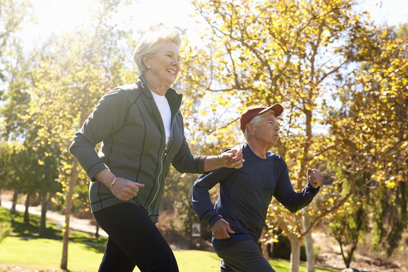 קשישים ופעילות גופנית